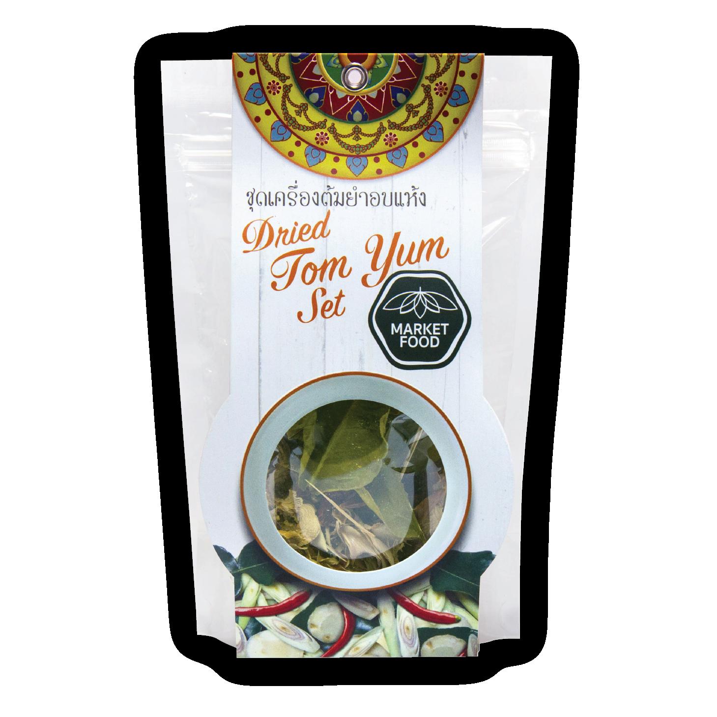 Dried Tom Yum Set