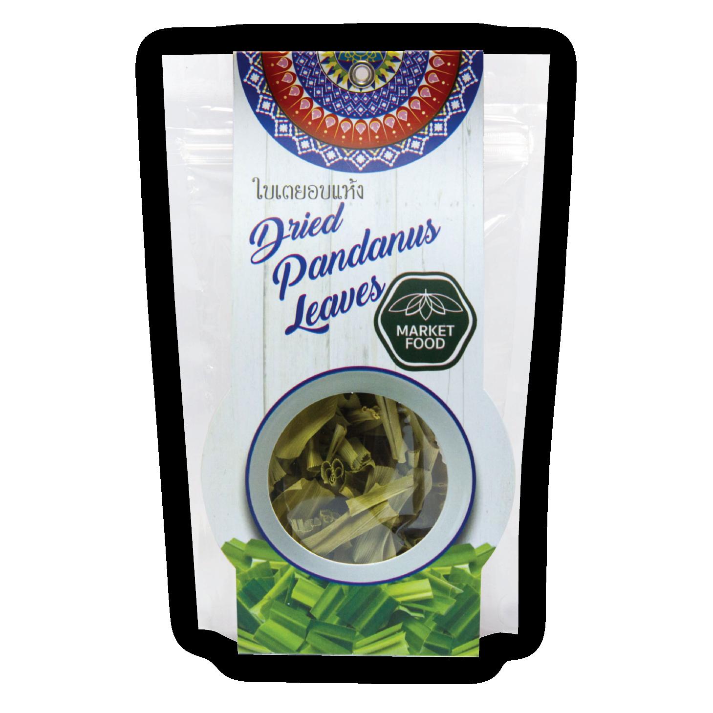 Dried Pandanus Leaves