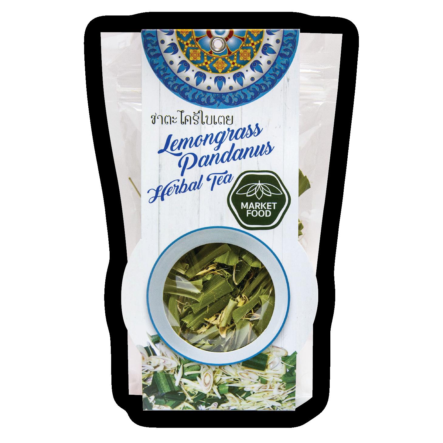 Lemongrass Pandanus Herbal  Tea